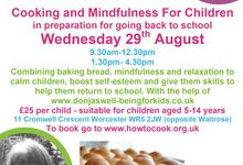 Cooking & Mindfulness